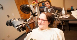 prosthetic research lab